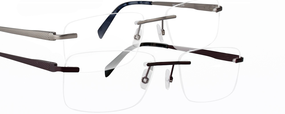Totally Rimless eyeglasses for sale in Indiana